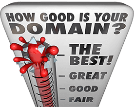 Domain Name Quality Concept
