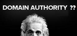 Domain Authority Concept